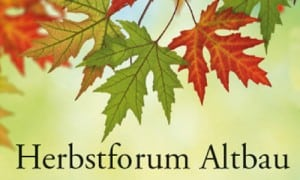 Herbstforum Altbau am 21. November 2018 in Stuttgart