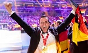 Leonberger Meisterschüler wird Europameister