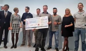 Reutlinger Stuckateurbetrieb Luik ist Stuckateur des Jahres 2019